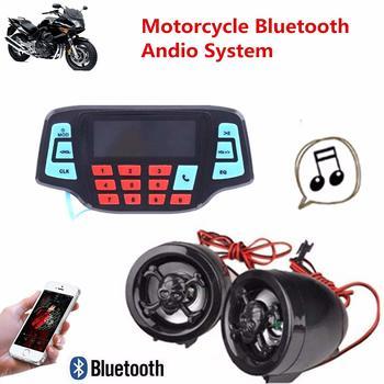 7. Sistema de sonido con amplificador Bluetooth ATV UTV