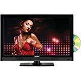 """NAXA NTD-2252 Televisor LED Full HD 1080p Full HD de 22 """"con sintonizador de TV digital incorporado y entradas USB / SD y reproductor de DVD"""