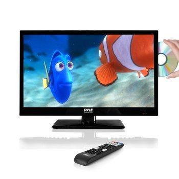 17. Pyle TV LED de 21.5 pulgadas y 1080p, reproductor multimedia