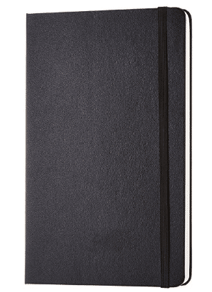 Cuaderno clásico AmazonBasics - Normal