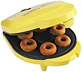 Mini Babycakes DN-6 Donut Cake, Amarillo, 6 Donuts