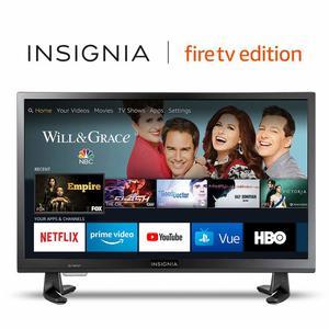 4. Insignia NS-24DF310NA19 Televisor LED inteligente HD 720p de 24 pulgadas - Edición Fire