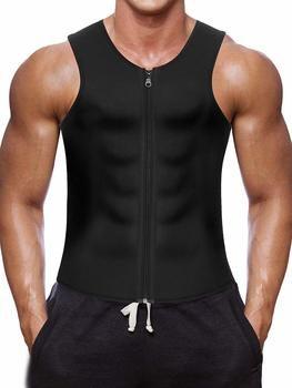 4. Chaleco de entrenamiento en la cintura para adelgazar