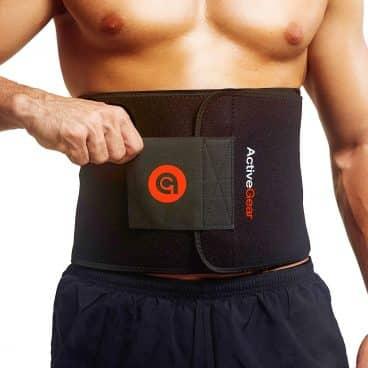 Cinturón de cintura activo ActiveGear