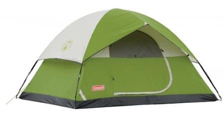 Tienda Para Acampar Para 4 personas Ligera Carpa De Campaña Facil De Instalar