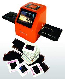 Wolverine F2D Super Movie al convertidor digital