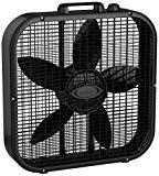 "Ventilador Lasko Dècor Colors 20 ""- Negro"