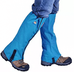 Winis Snow Gaiters Senderismo Camping Escalada Polainas Piernas Oxford Impermeable
