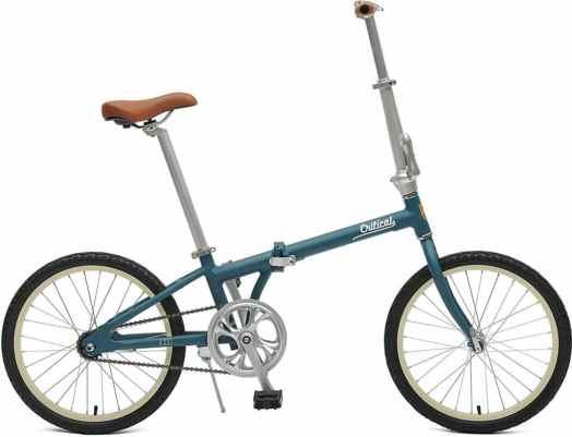 Ciclos críticos Judd Speed bicicleta plegable con freno de montaña