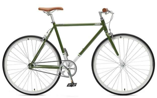 Ciclos críticos Harper Speed Equipo fijo Bicicleta Urban Transit