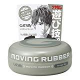 Gatsby Moving Goma Grunge Mat 80g (Versión Original)