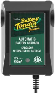Battery Tender 12 voltios Junior Cargador de batería automático