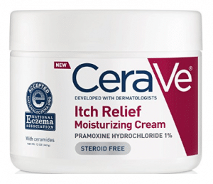 CeraVe Itch Relief Moisturizer