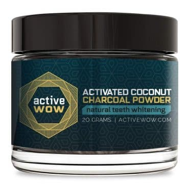 Active Wow Natural Whitening Charcoal Powder