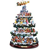 Bradford Exchange The Disney Table Christmas Tree: El maravilloso mundo de Disney
