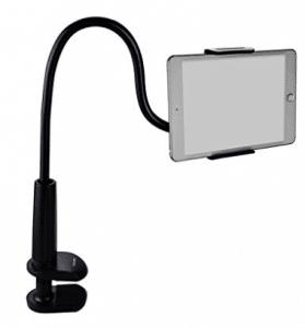 Nintendo Tryone Gooseneck Switch Holder / iPad Holder / Soporte para teléfono móvil / Soporte para tableta