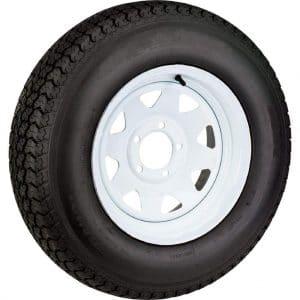 CustomRim ST205 / 75D15 Remolque Neumático y llanta