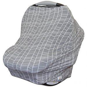 Asiento extensible multiusos para el automóvil | Manta de enfermería - Toldo de asiento de carro
