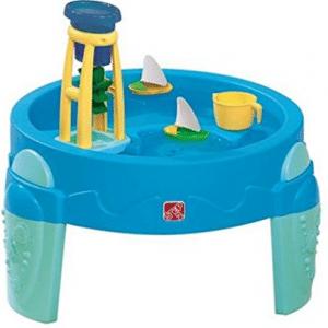 Step2 WaterWheel Activity Mesa de juegos