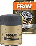 FRAM XG7317 Filtro de aceite de tornillo ultra sintético con SureGrip