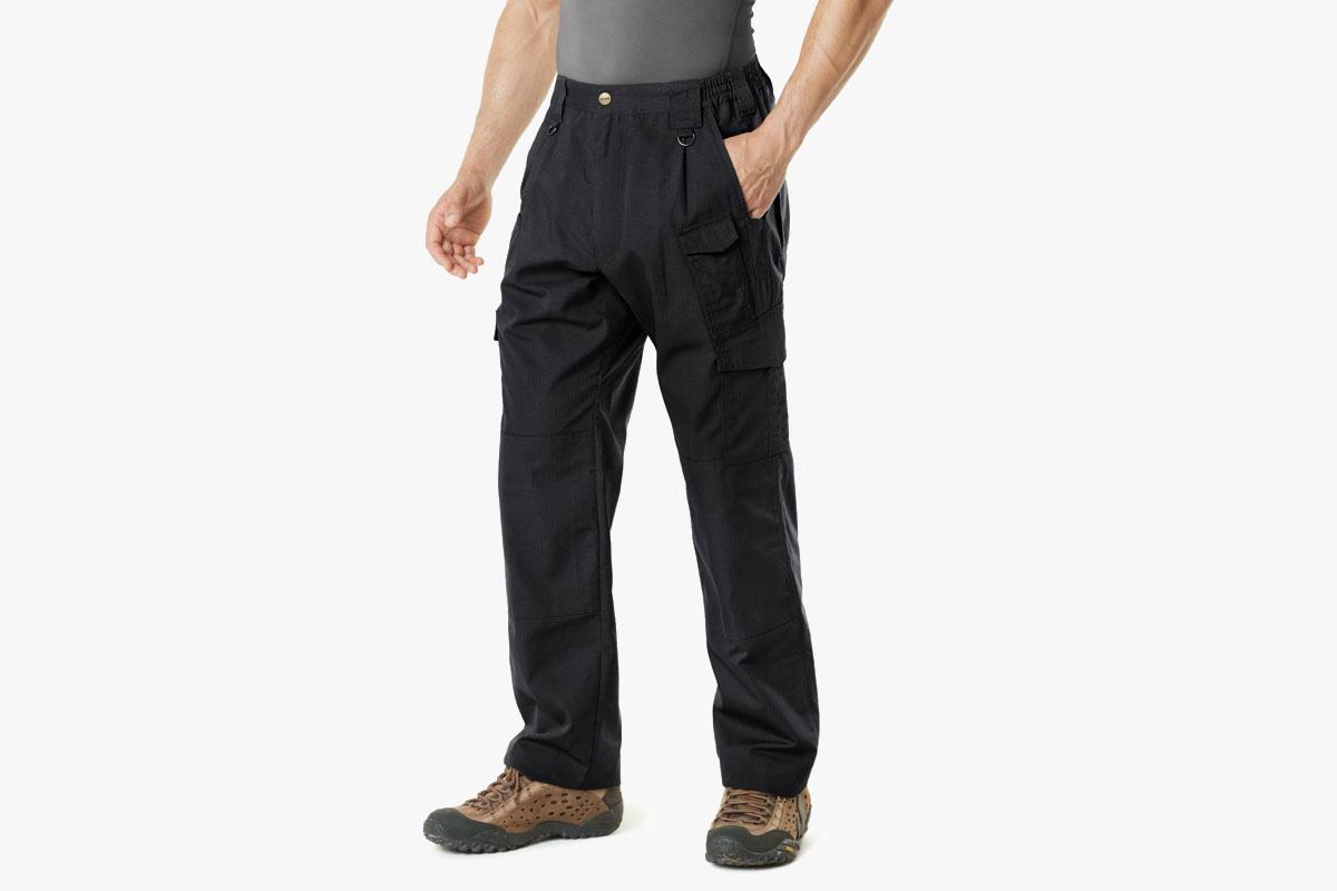 Pantalón táctico CQR