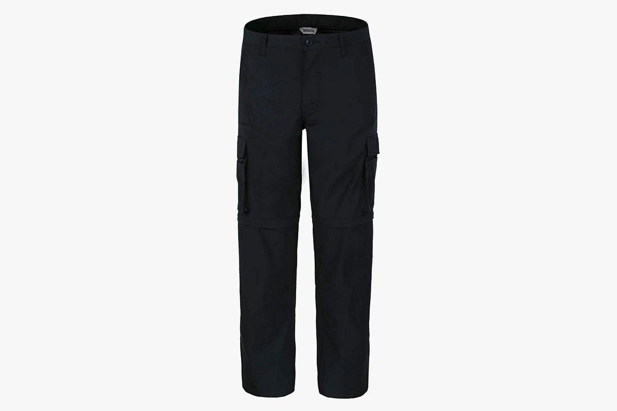 Pantalones de exterior para hombre Bienzoe