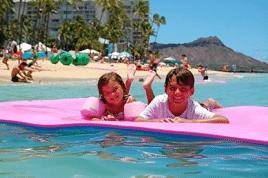 Flotador de flotador de agua IFloats con almohadilla de espuma flotante de alta flotación para recreación y relajación