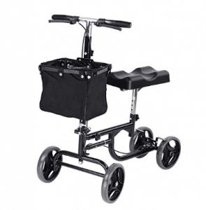 Trotter AW ajustable con Trotter con ruedas giratorias, capacidad de carga máxima de 300 lb