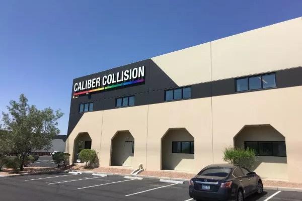 Caliber Collision North Las Vegas
