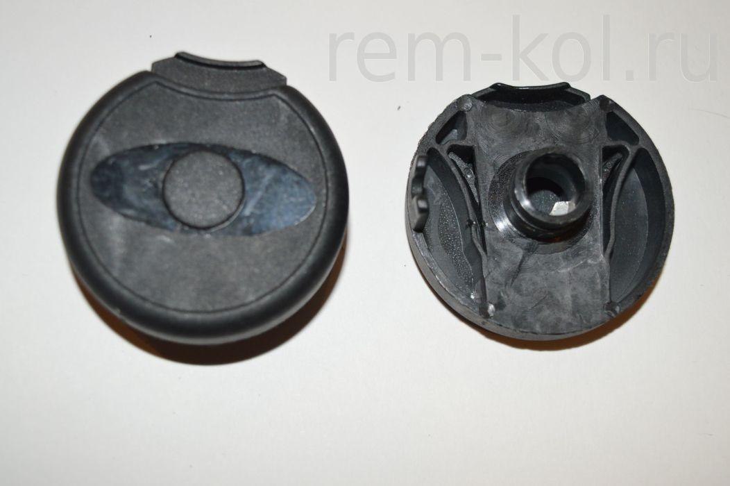 Втулка для металлического колеса без подшипника (Polmobil)