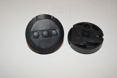 Втулка Riko для металлического колеса с подшипником