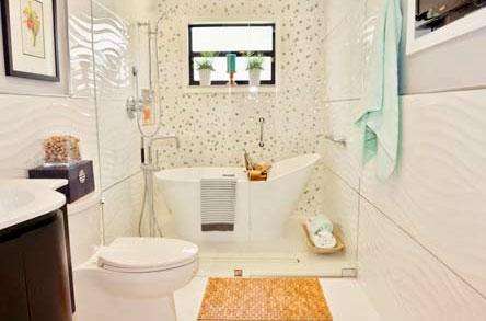 ванные комнаты дизайн плитка 2