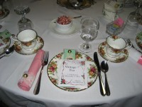 95+ Vintage Tea Party Table Settings - Full Size Of Decor ...