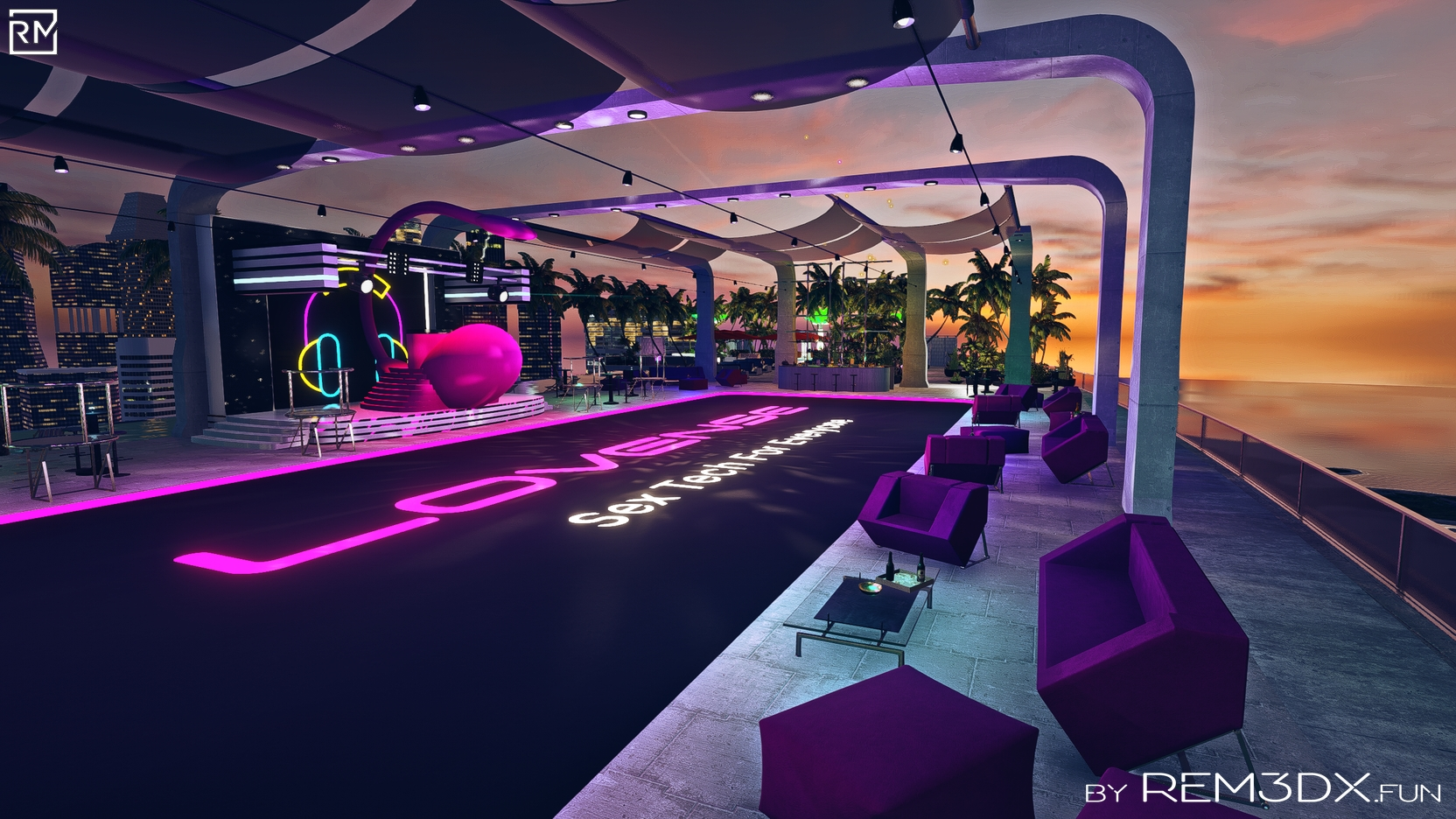 Official Lovense Lounge