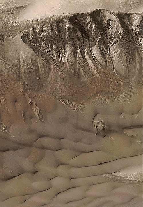 Οι περιπέτειες της ανθρωπότητας στον πλανήτη Άρη