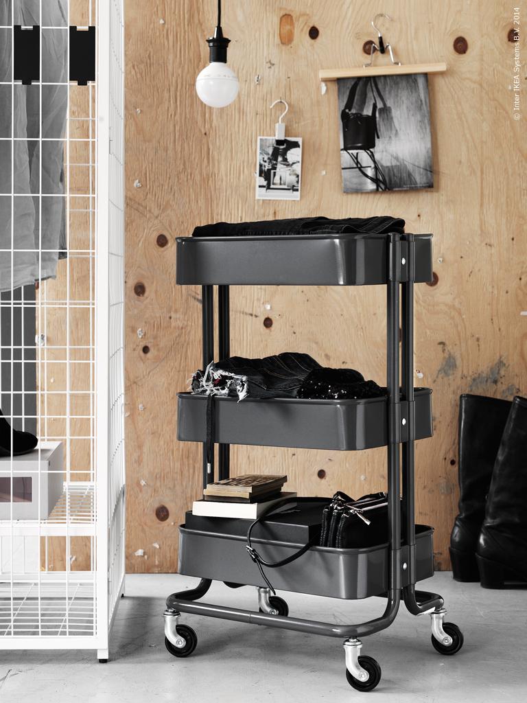 IKEA TROLLEY RASKOG KEUKENTROLLEY  REMADE with love