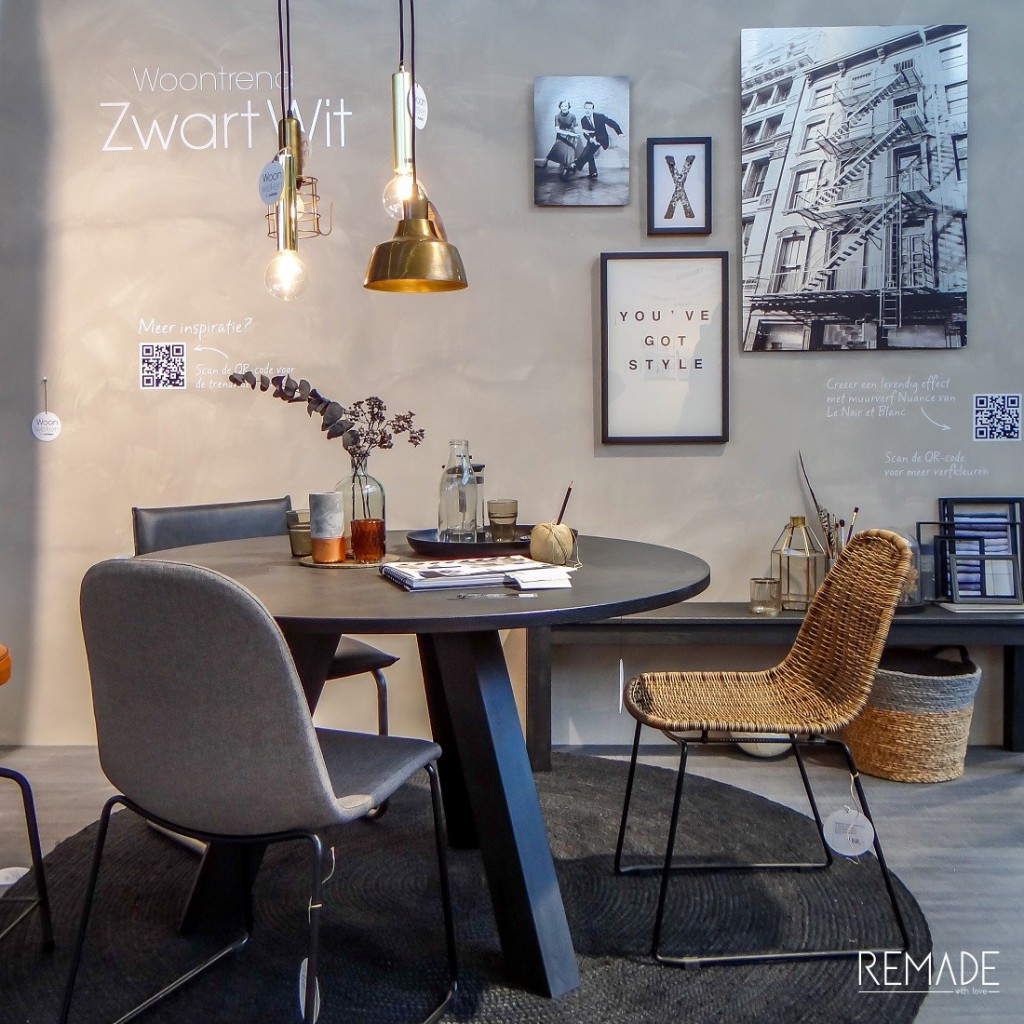 Ronde Tafel Amsterdam Woonbeurs Inspiratie Fotos Remade With Love