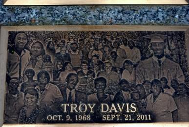 Troy Davis grave