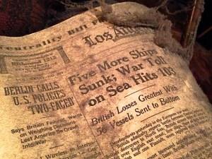 1939 Newspaper Details