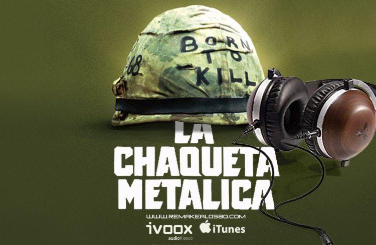 Chaqueta Metálica podcast