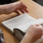 Estudie las escrituras