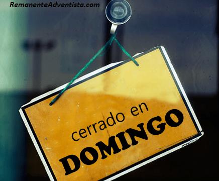 Las leyes dominicales