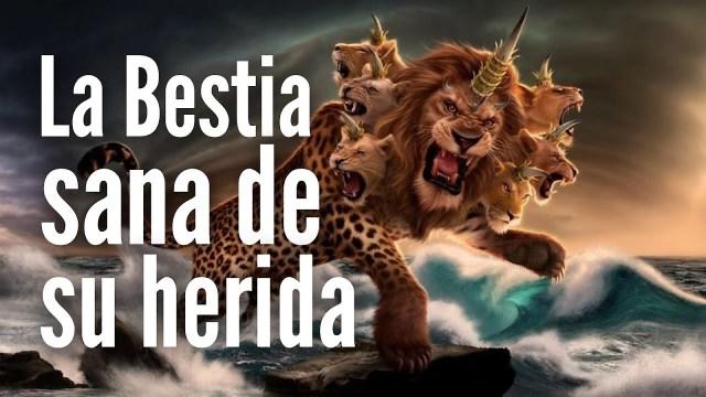 La bestia sana de su herida | Rafael Diaz