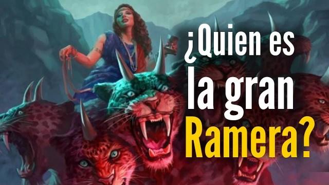 ¿Quién es la gran ramera del Apocalipsis? | Rafael Diaz