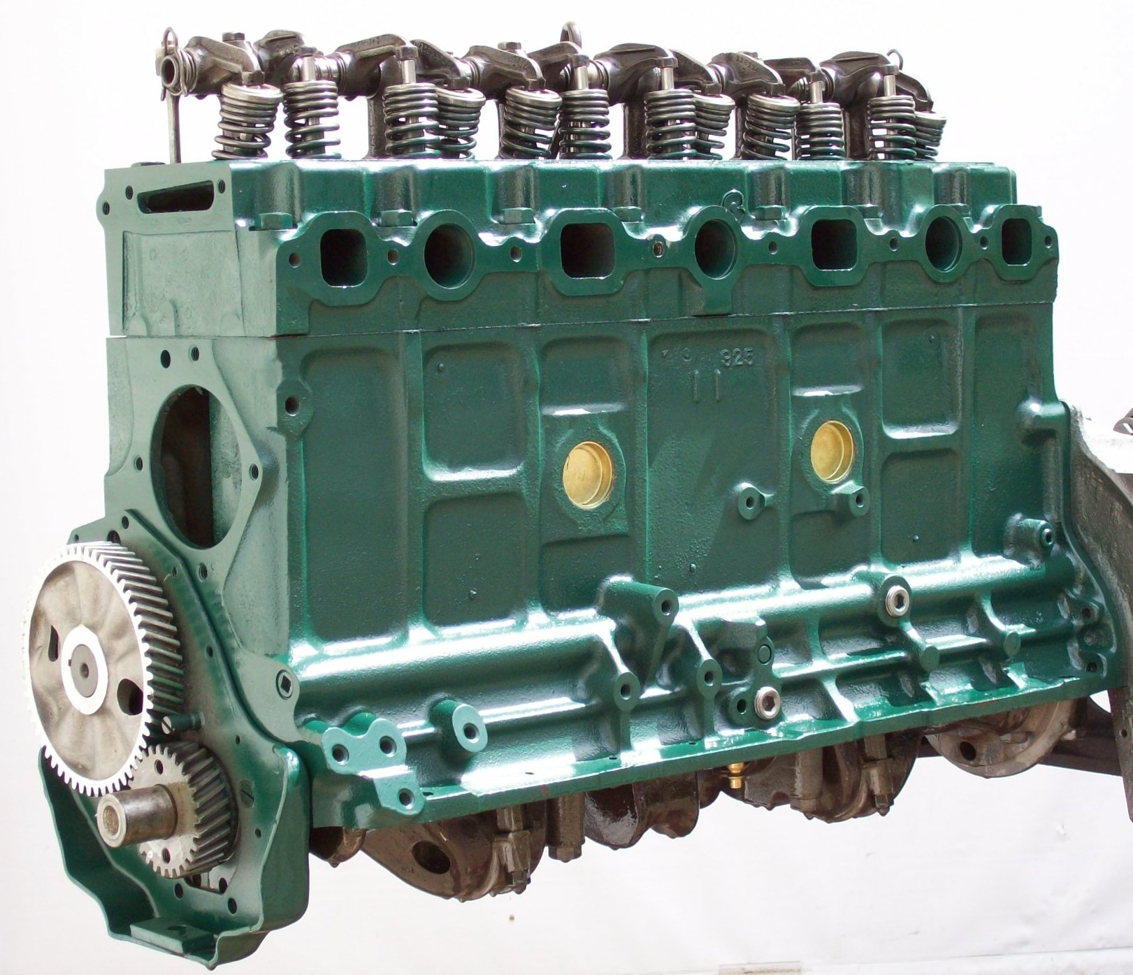 hight resolution of chevrolet 6 cylinder remanufactured engines
