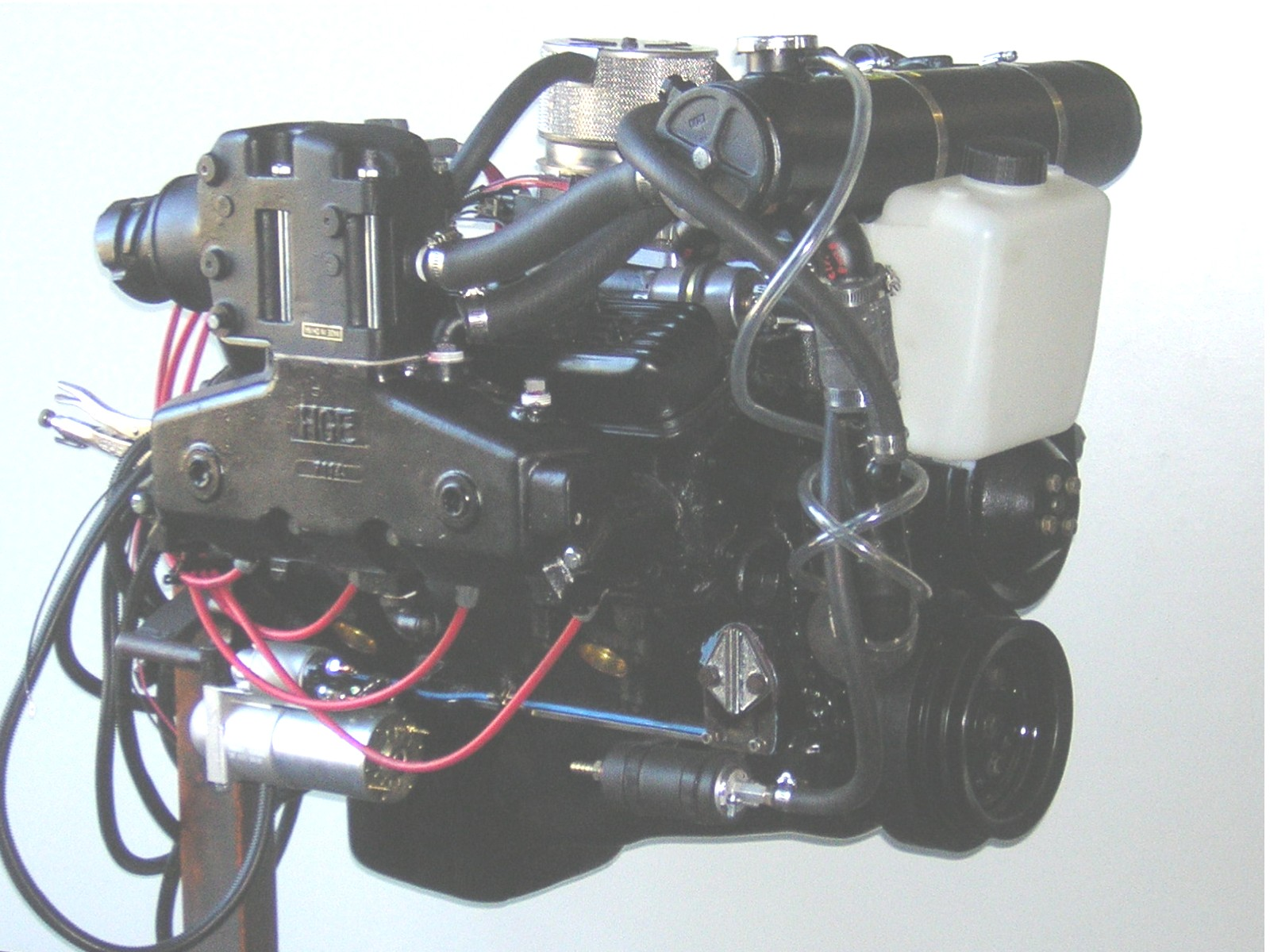 hight resolution of 165 hp mercruiser engine diagram
