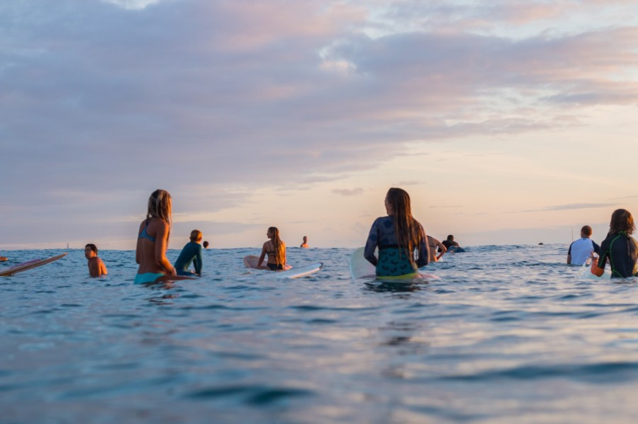 Creating the Digital Master Strategy for Surfing Australia