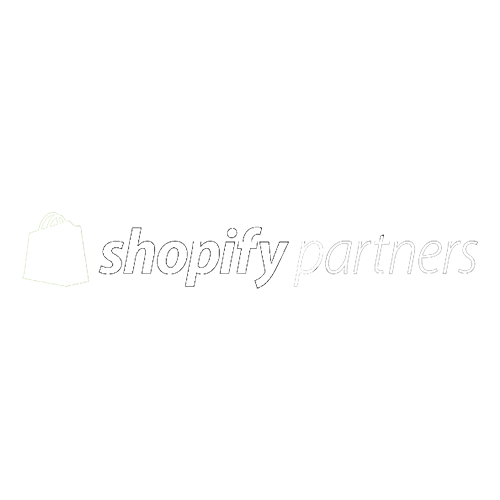Remap Online is proud to be an Official Shopify Partner (white badge)