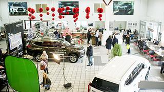 Организация мероприятия: Презентация автомобиля Mitsubishi Pajero Sport с дизельным двигателем