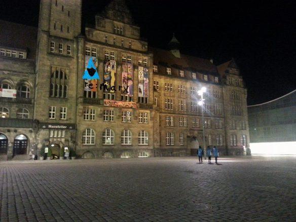 re:marx engagiert sich. Für ein totes Chemnitz. Damit der Marktplatz wieder sicher wird.